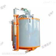 大型井式熱處理爐