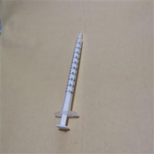1ml实验用无针注射器(PP材质)针筒