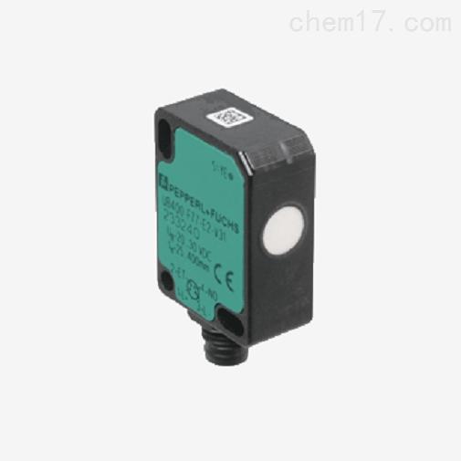 德国P+F超声波直接检测传感器