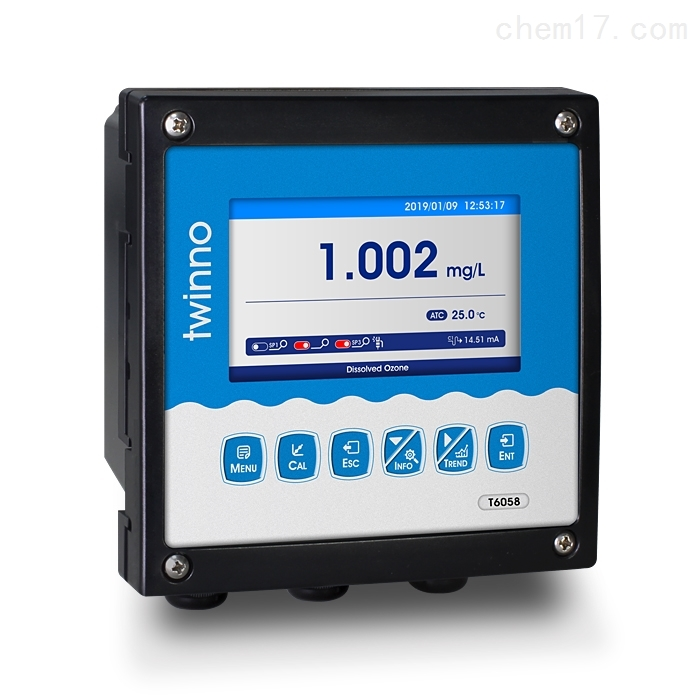 溶解臭氧监测仪控制器