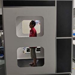呼吸防护罩泄漏性测试仪