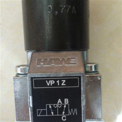 HAWE哈威截止式电磁换向阀VP1Z/VP1R-G24