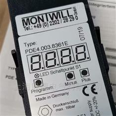 德国MONTWILL数字显示器、变送器、传感器