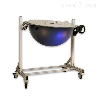 半積分球光譜儀測試系統