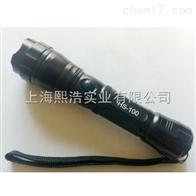 HS-100电池操作手电筒荧光检漏灯