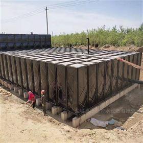 地埋水箱保定SW地埋式消防泵站项目