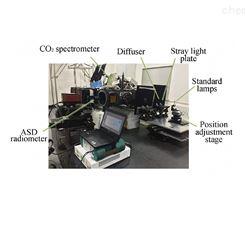 S-DR系列标准灯漫反射参考板成像光谱辐射定标系统
