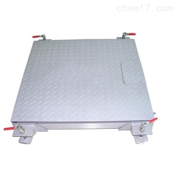 1×2米1吨电子地磅
