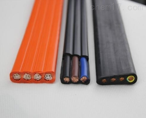 AJGGBR 特种扁电缆 3*50mm2