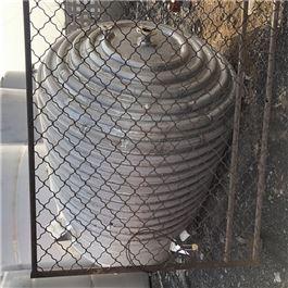 二手3吨搪瓷反应釜低价转让