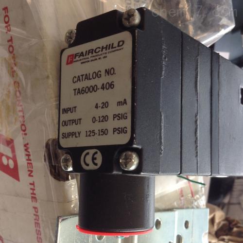美国仙童Fairchild气动传感器