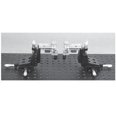 H-P-OF系列光纖專.用五維位移臺