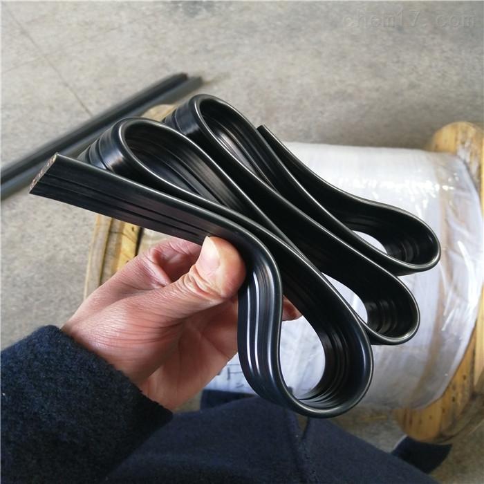抗拉高柔性防开裂扁电缆