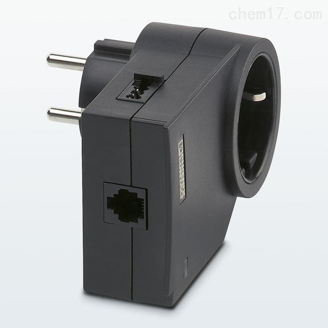 菲尼克斯MNT-1 CH II防雷器插座正品特价