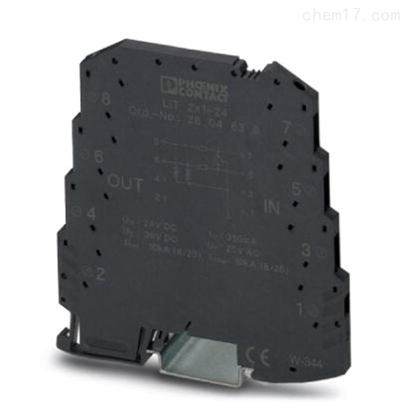 菲尼克斯LIT 4-12信号防雷器原装价格好
