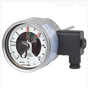 TGS55威卡WIKA电接点温度计