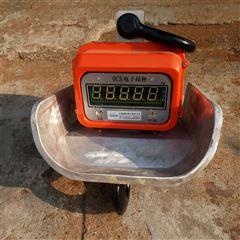 10吨直视耐高温吊秤 10t隔热电子吊钩秤