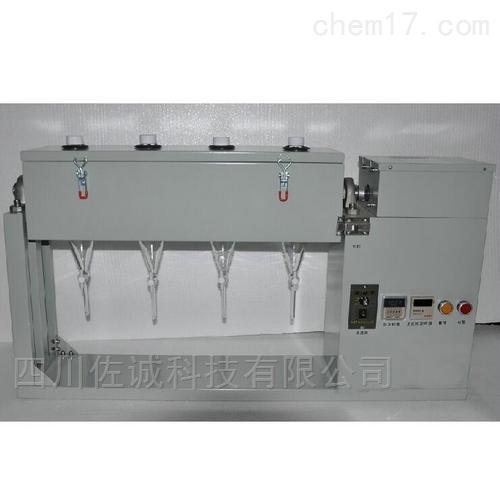 GXC-1000*4分液漏斗萃取器全自动旋转振荡器