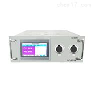全自动二元气体混配器氧气/氮气配比器