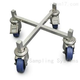 Sampling Systems A384GMP不锈钢手推车