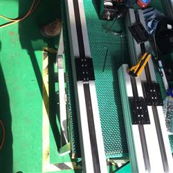 RSB80西藏丝杆半封闭模组