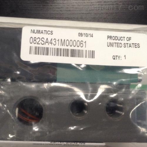 美国纽曼蒂克NUMATICS电磁阀