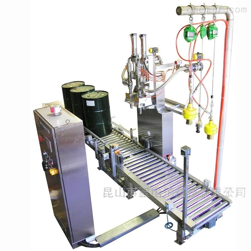 苏州定量灌装设备 5L灌装机