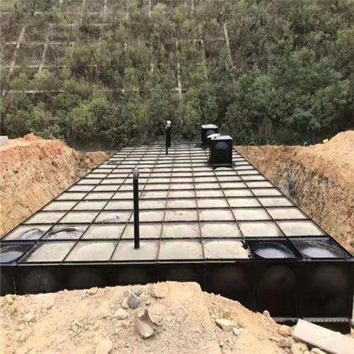 BDF装配式地埋一体化消防水箱材质