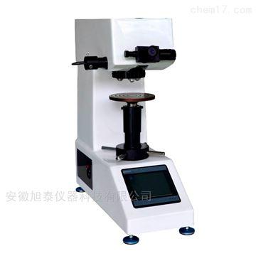 MHVS-5-10-30-50型触摸屏手动转塔数显维氏硬度计