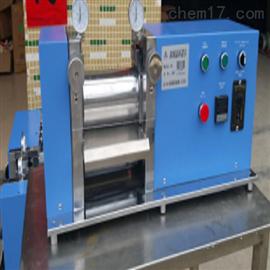 ZRX-17513实验台式加热电动辊压机
