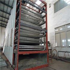 中药材带式干燥机生产线