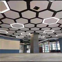 600*600黑色玻纤吸音板影院防火天花板现货直销