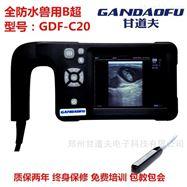 gdf-c20驴马怀孕B超检查操作使用方法