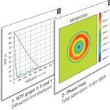 光学元件测试分析软件KALEO-T