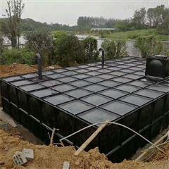 一体化智能集成抗浮式消防水池建设要求