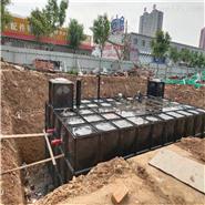 抗浮式箱泵一体化增压泵站现场施工要求