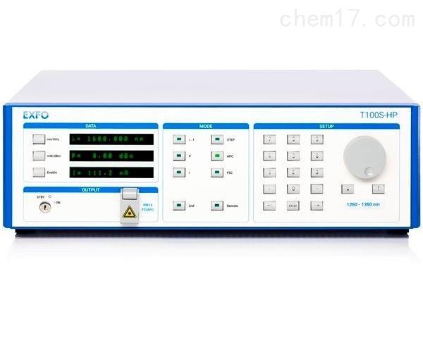 T100S-HP - 高功率连续可调谐激光器