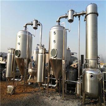 不锈钢二手降膜式蒸发器多种型号