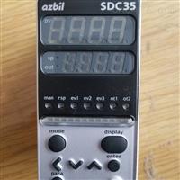 日本AZBIL山武温控器操作必须了解