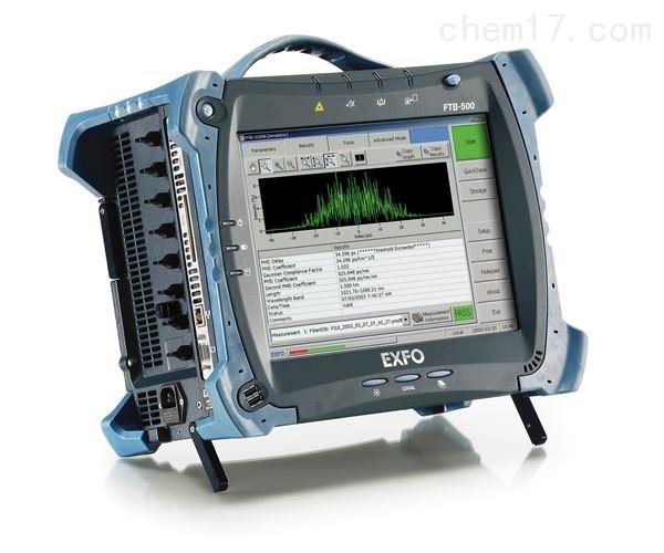 FTB-5500B - PMD分析仪