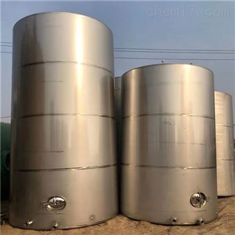 二手供应搪瓷发酵罐
