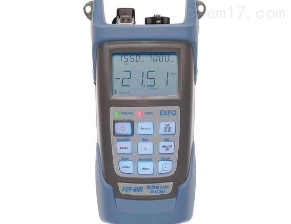 FOT-600 - 光损耗测试设备