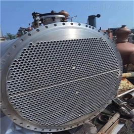 二手管式钛钢冷凝器