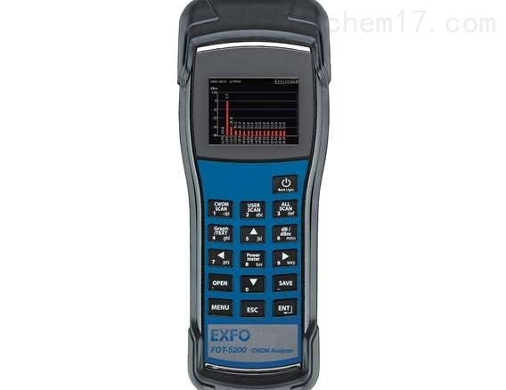 FOT-5200 - CWDM通道功率分析仪