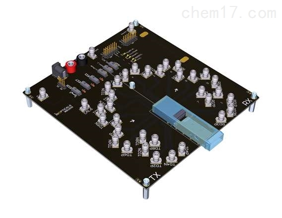 MCB板卡 - 用于测试下一代收发器的MCB板卡