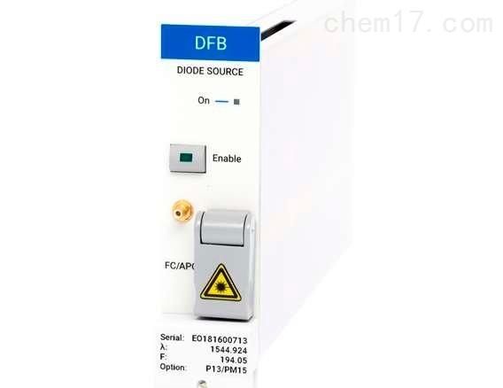 OSICS DFB DWDM - 分布式反馈激光模块