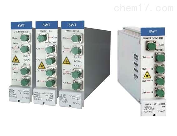 OSICS SWT and SWT APC - 光开关和光闸