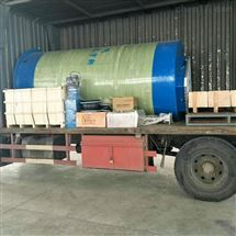 地埋式一体化雨水提升泵站