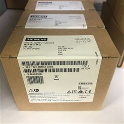 6ES7222-1BH32-0XB0本溪西门子S7-1200PLC模块代理商