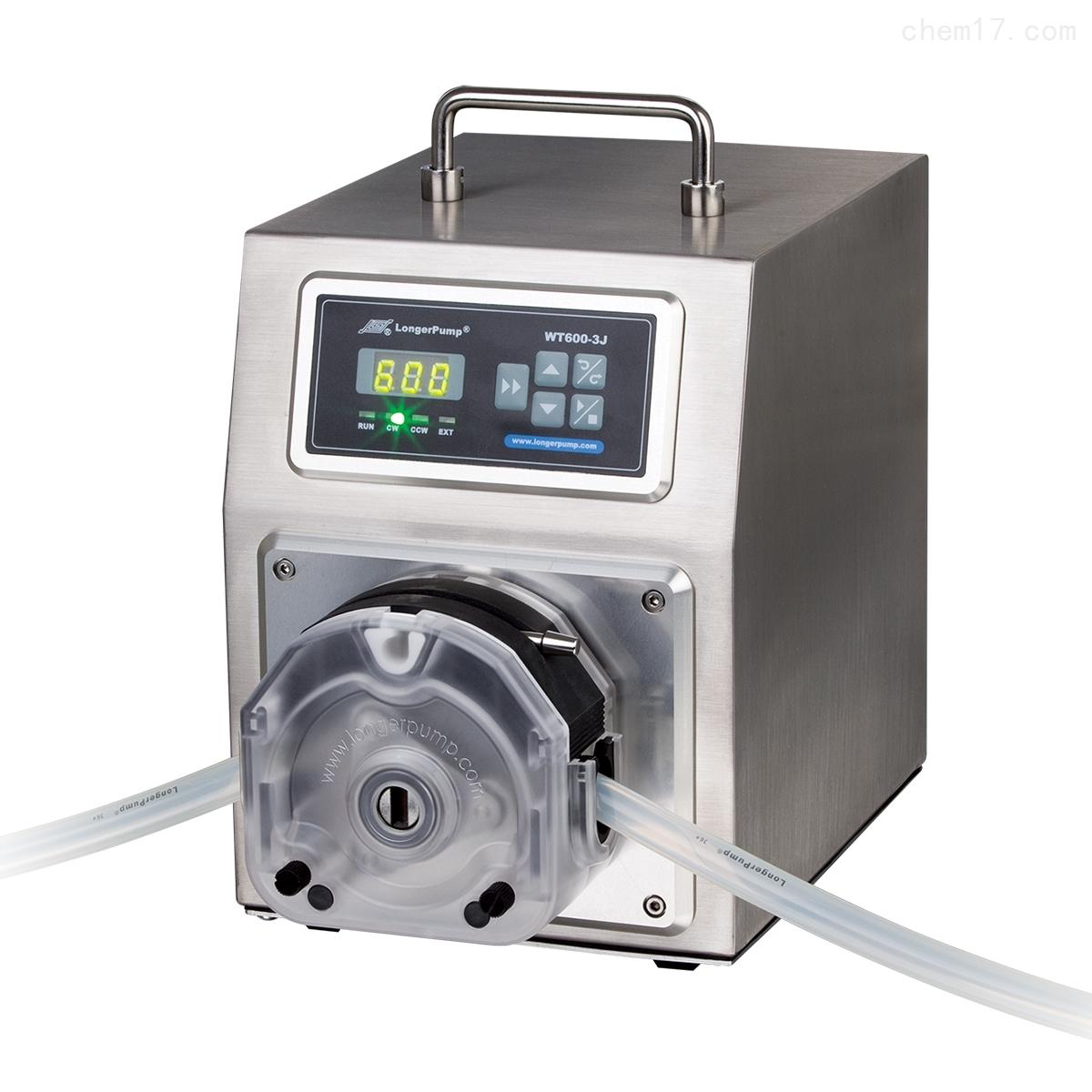 兰格基本型不锈钢蠕动泵 全型号